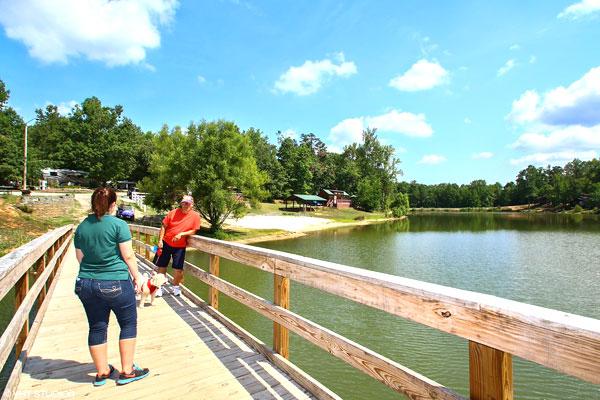 Cabin Resort Forest Lake Rv Camping Resort